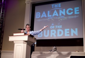 The Balance of the Burden 6